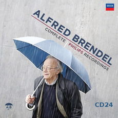 Alfred Brendel: Complete Philips Recordings, CD24 mp3 Artist Compilation by Wolfgang Amadeus Mozart