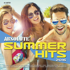 Absolute Summer Hits 2016 mp3 Compilation by Various Artists