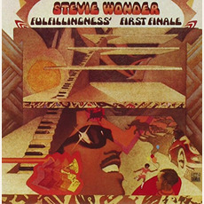 Fulfillingness' First Finale (Remastered) mp3 Album by Stevie Wonder