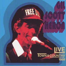 Live At The Town & Country 1988 mp3 Live by Gil Scott-Heron