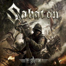 The Last Stand (Limited Edition) mp3 Album by Sabaton
