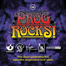 Prog Rocks! mp3 Compilation by Various Artists