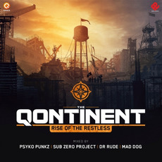 The Qontinent: Rise of the Restless mp3 Compilation by Various Artists