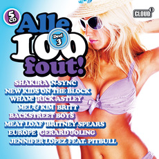 Alle 100 Fout! Deel 3 by Various Artists