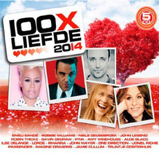 100x Liefde 2014 by Various Artists