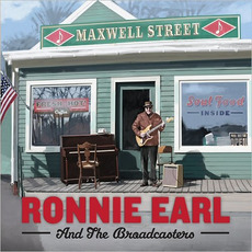 Maxwell Street mp3 Album by Ronnie Earl & The Broadcasters