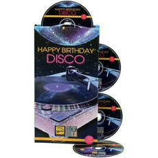 Compact Disc Club: Happy Birthday Disco mp3 Compilation by Various Artists