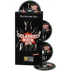 Compact Disc Club: The Number One Classic Rock Hits mp3 Compilation by Various Artists