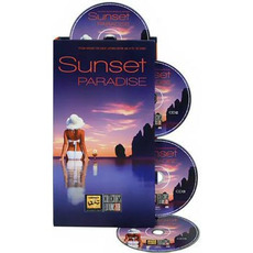 Compact Disc Club: Sunset Paradise mp3 Compilation by Various Artists