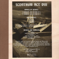 Scontrum Act VIII mp3 Compilation by Various Artists