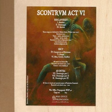Scontrum Act VI by Various Artists