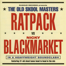 The Old Skool Masters: In a Heavyweight Soundclash by Various Artists
