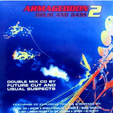 Armageddon 2: Drum and Bass mp3 Compilation by Various Artists