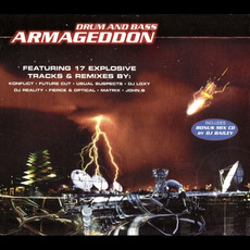 Armageddon: Drum and Bass mp3 Compilation by Various Artists