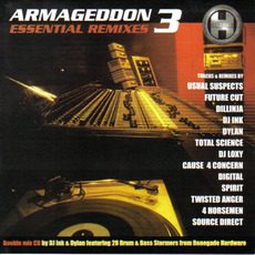 Armageddon 3: Essential Remixes by Various Artists