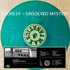 Unsolved Mystery mp3 Album by Score34