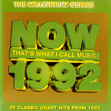 Now That's What I Call Music! 1992: The Millennium Series by Various Artists