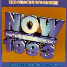 Now That's What I Call Music! 1993: The Millennium Series by Various Artists