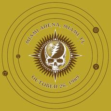 1989.10.26 - Miami Arena, Miami, FL mp3 Live by Grateful Dead