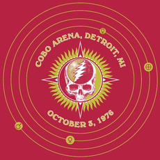 1976.10.03 - Cobo Arena, Detroit, MI mp3 Live by Grateful Dead
