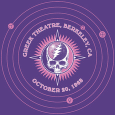 1968.10.20 - Greek Theatre, Berkeley, CA mp3 Live by Grateful Dead