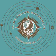 1972.09.24 - Palace Theater, Waterbury, CT mp3 Live by Grateful Dead