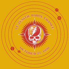 1990.10.27 - Le Zénith, Paris, France mp3 Live by Grateful Dead