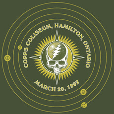 1992.03.20 - Copps Coliseum, Hamilton, ON mp3 Live by Grateful Dead