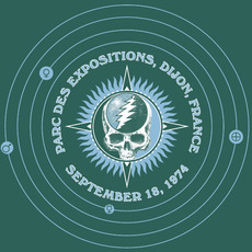 1974.09.18 - Parc Des Expositions, Dijon, France mp3 Live by Grateful Dead