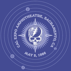 1986.05.03 - Cal Expo Amphitheatre, Sacramento, CA mp3 Live by Grateful Dead