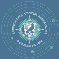 1984.10.12 - Augusta Civic Center, Augusta, ME mp3 Live by Grateful Dead