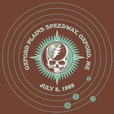 1988.07.03 - Oxford Plains Speedway, Oxford, ME mp3 Live by Grateful Dead
