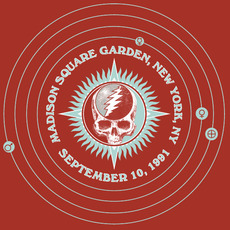 1991.09.10 - Madison Square Garden, New York, NY mp3 Live by Grateful Dead