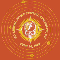 1985.06.24 - Rivebend Music Center, Cincinnati, OH mp3 Live by Grateful Dead