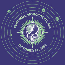 1983.10.21 - Centrum, Worcester, MA mp3 Live by Grateful Dead