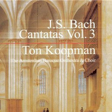 J.S. Bach: Complete Cantatas, Vol.3 mp3 Artist Compilation by Johann Sebastian Bach