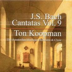 J.S. Bach: Complete Cantatas, Vol.9 mp3 Artist Compilation by Johann Sebastian Bach