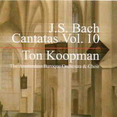 J.S. Bach: Complete Cantatas, Vol.10 mp3 Artist Compilation by Johann Sebastian Bach