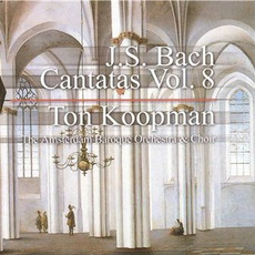 J.S. Bach: Complete Cantatas, Vol.8 mp3 Artist Compilation by Johann Sebastian Bach