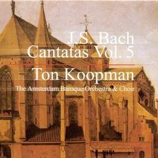 J.S. Bach: Complete Cantatas, Vol.5 mp3 Artist Compilation by Johann Sebastian Bach