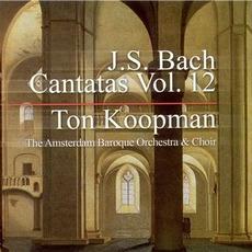 J.S. Bach: Complete Cantatas, Vol.12 mp3 Artist Compilation by Johann Sebastian Bach