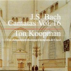 J.S. Bach: Complete Cantatas, Vol.16 mp3 Artist Compilation by Johann Sebastian Bach