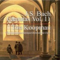 J.S. Bach: Complete Cantatas, Vol.11 mp3 Artist Compilation by Johann Sebastian Bach