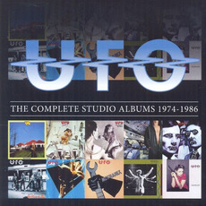 The Complete Studio Albums 1974-1986 mp3 Artist Compilation by UFO