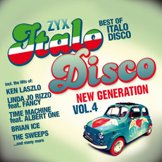 ZYX Italo Disco: New Generation, Vol. 4 mp3 Compilation by Various Artists