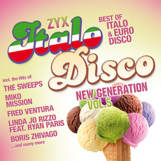 ZYX Italo Disco: New Generation, Vol. 5 mp3 Compilation by Various Artists