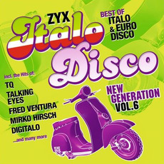 ZYX Italo Disco: New Generation, Vol. 6 mp3 Compilation by Various Artists