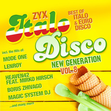 ZYX Italo Disco: New Generation, Vol. 8 mp3 Compilation by Various Artists