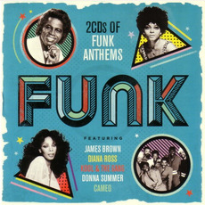 Funk: 2CD's Of Funk Anthems mp3 Compilation by Various Artists