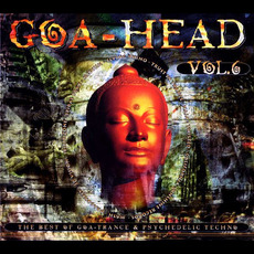Goa-Head, Volume 6 mp3 Compilation by Various Artists